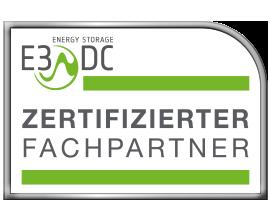Zertifizierter Fachpartner E3DC